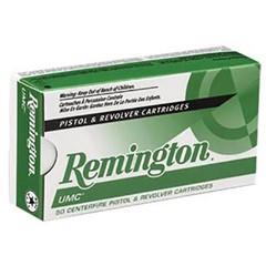 Remington Handgun Cartridge UMC .357 SIG 50BX