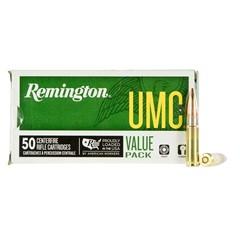Remington UMC .300 AAC Blackout (7.62x35mm) 50BX