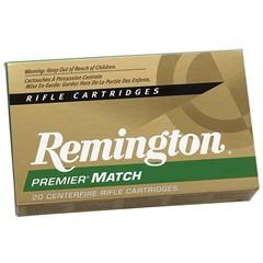 Remington Ammo Premier 223 Rem/5.56 NATO BTHP