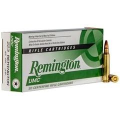 Remington UMC CART 223 45GR JHP