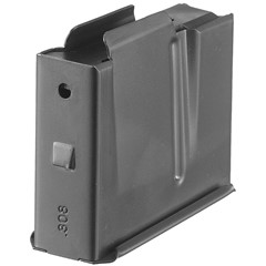 Ruger MAG GUNSITE SCT 308 5RD B