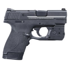 Smith & Wesson 40 Shield M2.0 Laserguard Pro M&P