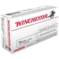 Winchester CART 9MM 147GR JHP