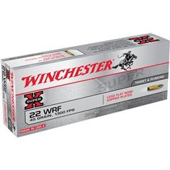 Winchester CART 22WRF SUPX 45GR LFN