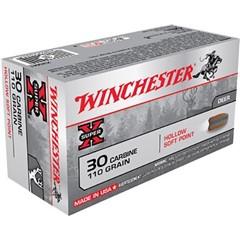 Winchester CART 30CAR 110GR HSP