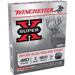 Winchester Super-X Slugs .410