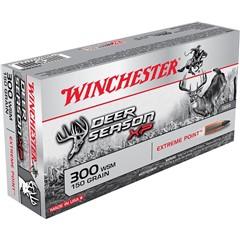 Winchester Win Ammo Deer Season XP 300 WSM 150 GR