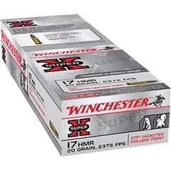 Winchester CART 17HMR 20GR XTP