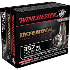 Winchester Bonded PDX1 Elite .357 SIG 20BX