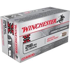 Winchester CART 218B 46GR JHP