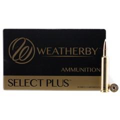 Weatherby Interlock Hornady .257 Wby. mag 20BX