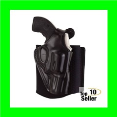 Galco AG608B Ankle Glove Black Leather Sig P238 Right Hand