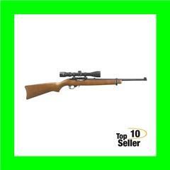 """Ruger 10/22 1022 Carbine 22 LR 10+1 18.50"""" Hardwood Satin Black Right..."""
