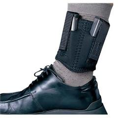 Desantis Gunhide N81 Ankle Double Magazine