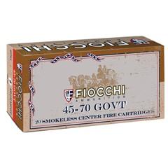 Fiocchi Cowboy Action .45-70 Govt. 20BX