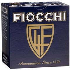 Fiocchi Nickel-Plated High Velocity 10BX
