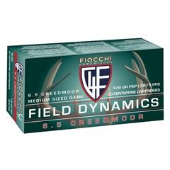 Fiocchi Shooting Dynamics 6.5 Creedmoor 20BX