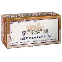 Fiocchi Pistol Shooting Dynamics .357 mag 50BX
