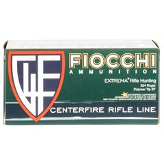 Fiocchi Hunting Extrema .204 Ruger 50BX