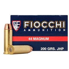 Fiocchi Pistol Shooting Dynamics .44 Rem Magnum