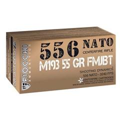 FiocchiShooting Dynamics 5.56mm NATO (.223 Rem.)