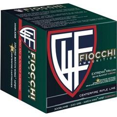 Fiocchi Match Exacta .300 AAC Blackout(7.62x35mm)