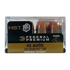 Federal Personal Defense  .45 ACP