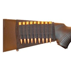Grovtec Usa Inc Buttstock Shell/Cartridge Holder