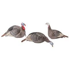 Hunters Specialties Inc Strut-Lite Flock 3 Pack