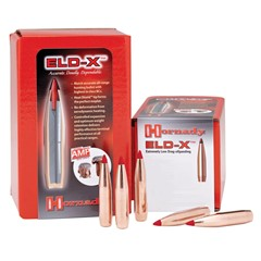Hornady ELD-X Heat Shield Tip