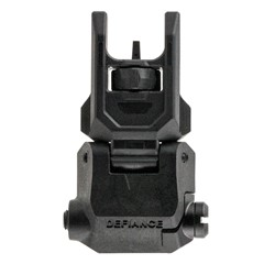 DEFIANCE DAPFSBLOO AR15 FRONT FLIP UP SIGHT POLY