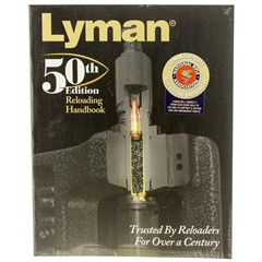 Lyman Reloading Handbook 50th Edition