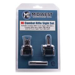 MIDWEST MI-CRS-SET COMBAT RFL SIGHT SET