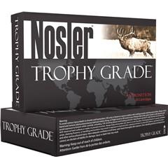 Nosler Trophy Grade Nosler Custom .300 WSM 20BX