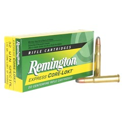 Remington CART 32WIN 170GR SP