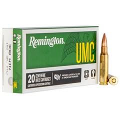 Remington UMC CART 308 150GR MC