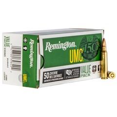 Remington UMC CART 223 55GR MC 50RD
