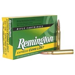 Remington CART 30-06 150GR PSP