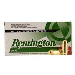 Remington Handgun Cartridge Value Pack UMC .45 ACP