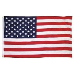 FLAG-833821 Flag USA Polyester Flag 3' x 5'