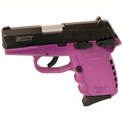 SCCY Industries Carbon Purple CPX-1