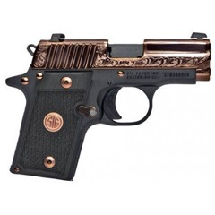 Sig Sauer Micro-Compact Rose Gold P238