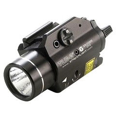 Streamlight Inc Weapon Light with Green Laser TLR-2
