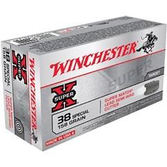 Winchester The Winchester Super-X Centerfire Pistol .38 Spl