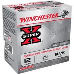 Winchester BLANK 12G 2.75 SMOKELESS