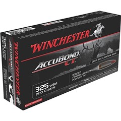 Winchester Supreme .325 Winchester Short Magnum