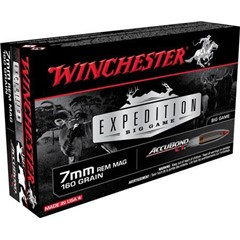 Winchester Winchester Supreme 7mm Remington Magnum 160 GR
