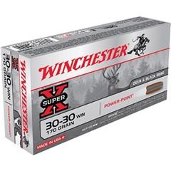 Winchester Super-X Power-Point 170 GR 30-30 Winchester