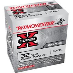 Winchester CART 32BLANK BLK POWDER