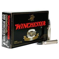 Winchester Supreme Ballistic Silvertip 168 GR .308 Winchester/7.62 NATO